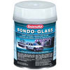 Bondo Glass is bondo body filler fiberlgass strands for extra strength