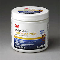 3M Marine Metal Restorer and Polish