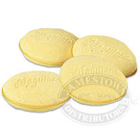 Meguiars Foam Applicator Pad for evenly applying cleaners, waxes, and polishes