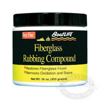 BoatLife Fiberglass Rubbing Compound