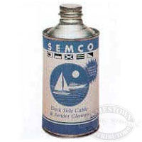 Semco Dock Side Cable and Fender Cleaner