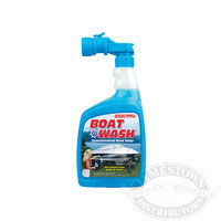 Spray Nine Boat Wash with hose adaptor