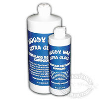 Woody Wax Ultra Gloss Fiberglass Restoring Compound