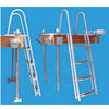 Dock Edge Aluminum Stand Off Ladder