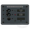 Blue Sea Systems AC Main & 1 Position Panel