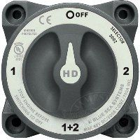 Blue Sea Systems HD Series Battery Switch Selector