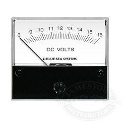 DC Analog Voltmeter