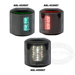 Aqua Signal Series 43 LED Navigation Lights