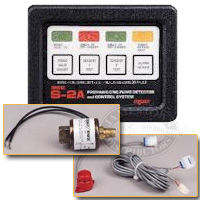 Fireboy Propane and compressed natural gas Monitor and Control