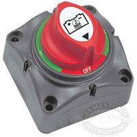 BEP Marine 701-S Mini Battery Selector Switch