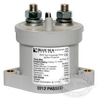 Blue Sea Systems L-Series Electronic Solenoid Switch