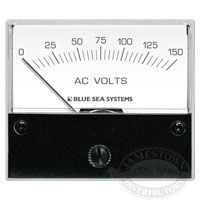 Blue Sea Systems AC Voltmeters
