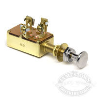 3 Position 3 Circuit Push-Pull Switch