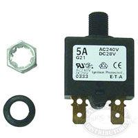 Sierra Push Button Circuit Breakers