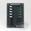 Blue Sea Systems AC 8 Position Toggle Circuit Breaker Panel