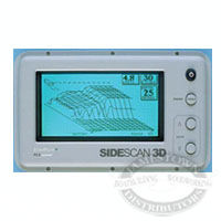 EchoPilot Sidescan 3D Repeater Display