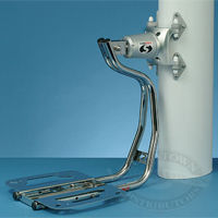Scanstrut Self Leveling Radar Mast Mount