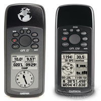 Garmin GPS72 Handheld GPS