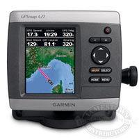Garmin GPSMAP 421 Chartplotters