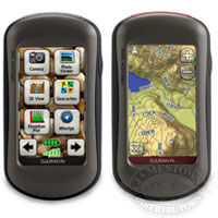 Garmin Oregon 550 Touchscreen GPS