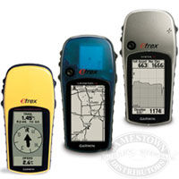 Garmin eTrex H Gray Display Handheld GPS
