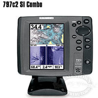 Humminbird 797c2 SI Combo Fishing System
