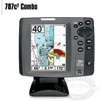 Humminbird 787c2 and 787c2i GPS and fishfinder systems