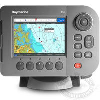 Raymarine A50 5 Inch GPS Chartplotter