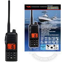 Standard Horizon HX280S vhf radio