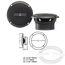 Poly-Planar 3 Grey Flush Mount Speakers