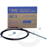 Teleflex QC II Replacement Steering Cable Assemblies