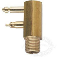 Yamaha Male Quick Connect Fuel Hose Fitting 1/4 Inch NPT
