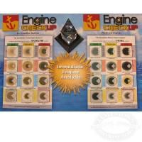 Briter Innovations Engine Checkup Diagnostic Oil Analysis Test Kit