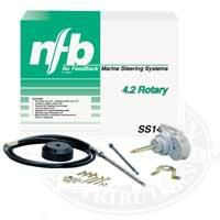 Teleflex NFB 4.2 Dual Steering Cable Kits