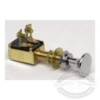 Cole Hersee Pull-Type Momentary Switch