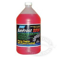 Camco Ban Frost 2000 Marine Antifreeze