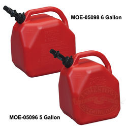 Marine fuel tank Jerry Cans With Spill Proof Spout