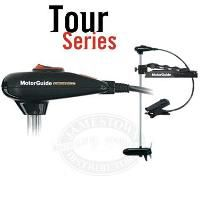 MotorGuide Tour Series Bow Mount Trolling Motor