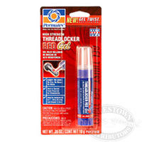 Permatex Red Gel Twist High Strength Threadlocker