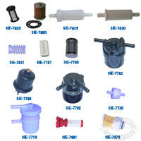 Small Boat Yamaha Outboard Fuel Filter