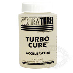 System Three Turbo Cure Epoxy Accelerator