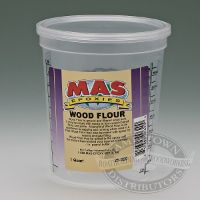 MAS Epoxies Wood Flour  1 Quart