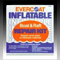 Evercoat Inflatable Boat or Raft Repair Kit