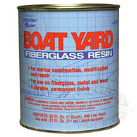 Evercoat Boatyard Resin