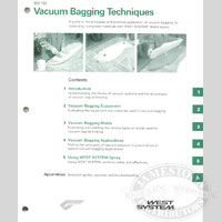 WEST System - Vacuum Bagging Techniques  Manual