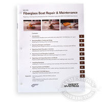 WEST System - Fiberglass Boat Repair and Maintenance Manual