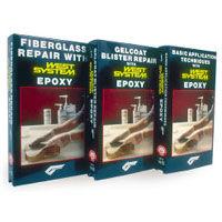 WEST System - Epoxy Application Videos (VHS)