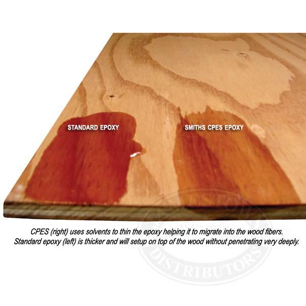 Wood Epoxy Sealer