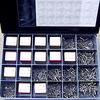 S/S Self Tapping Screw Assortment Kit, sheet metal screws