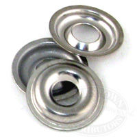S/S Flange Finish Washers